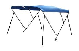 boat upgrade ideas: Bimini Top