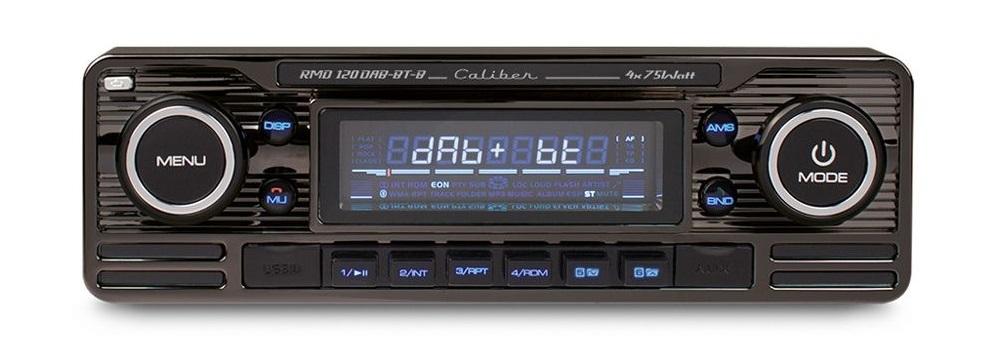 Caliber DAB Digital Car Radio with Bluetooth and Aux