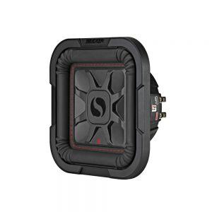 "KA46L7T82 L7T 8"" Thin Profile Square Dual Voice Coil Subwoofer - 2-Ohm Main Image"