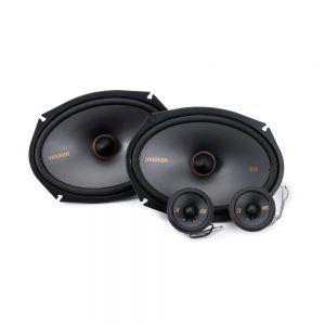 "KS 6x9"" (160 x 230mm) 2-Way Component Speaker System"
