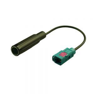 AAN2109 Female FAKRA antenna adaptor to Female DIN Main Image