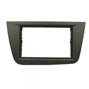 AFC5245B FASCIA Seat Altea & Toledo double DIN 04 > BLACK Main Image
