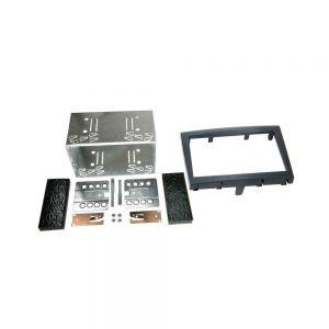 AFK4078 Double DIN Fitting Kit Porsche > 08 Black Main Image