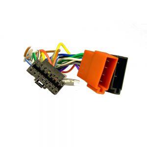 AHU3205 SONY 16pin BLACK Head-Unit adaptor - 30mm x 12mm Main Image