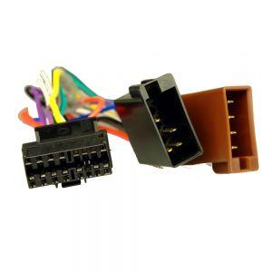 AHU3315 JVC 16pin BLACK Head-Unit adaptor lead - 30mm x 11mm Main Image