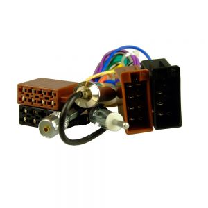 AIS2136A ISO Volkswagen with antenna adaptor > 04 Main Image