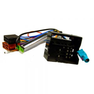 AIS2156A ISO VW & Seat [with antenna adaptor] - Quadlock Main Image