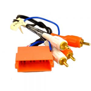 AIS2251 ISO Audi 4 Channel active BOSE to RCA Main Image