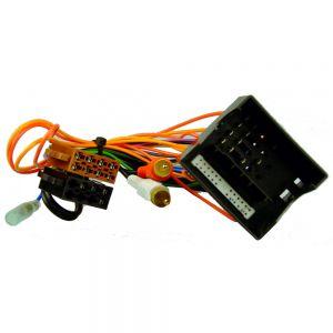 AIS2255 ISO Audi Active 2 Channel Quadlock to RCA  06 > Main Image