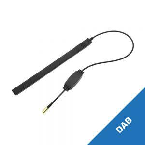 ANC7137134 Digital Radio (DAB/DAB+) Internal On-Glass Rubber Antenna Main Image