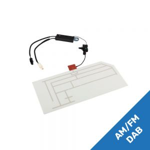 AM/FM & Digital Radio DAB Internal Bumper Fibreglass Film Antenna