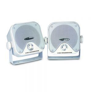 CALCSB3M Caliber 2-way Marine Speakerboxes 80W Max. / 40W RMS Main Image