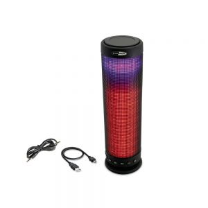CALHPG423BTL Caliber Portable Disco Speaker with Bluetooth