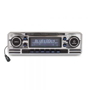 CALRMD120BT Caliber FM tuner with USB/SD Reader, AUX-Input & Bluetooth Technology (no CD) Main Image