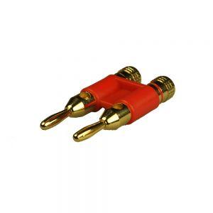 CQR2R Gold Twin Banana - Red Main Image