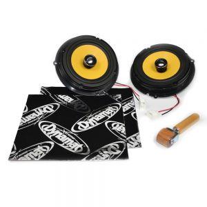 Dacia Speaker Upgrade Kit - Premium
