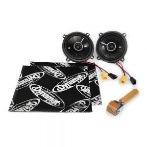 CSU-PE-02-01-PF Peugeot 106 Speaker Upgrade Kit - PERFORMANCE Main Image
