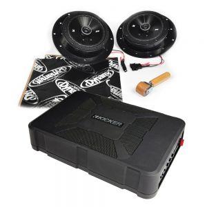 CSU-VW-21-03-PF-B VW T5 Speaker Upgrade Kit - PERFORMANCE with BASS Main Image