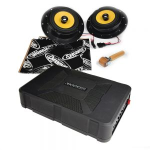 CSU-VW-21-03-PM-B VW T5 Speaker Upgrade Kit - PREMIUM with BASS Main Image