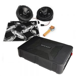 CSU-VX-09-05-PF-B Vauxhall Corsa D Speaker Upgrade Kit - PERFORMANCE with BASS Main Image