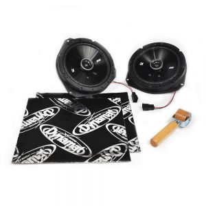 Fiat 500, Ducato, Grande Punto, Panda & Tipo Speaker Upgrade Kits - Performance