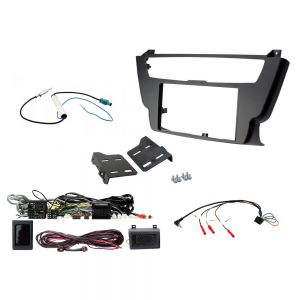 BMW 3 & 4 Series Audio Fitting Kit Amplified Vehicles