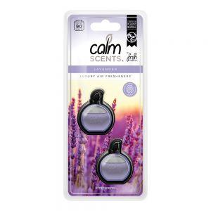 Lavender Scent Air Freshener - 2.5ml - 2 Pack