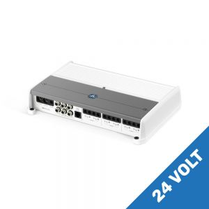 JLM600/6-24V Marine 24V 600W 6 Channel Class D System Amplifier Main Image