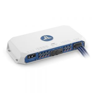 JLMV700/5I MV 700W 5-Channel Class D Marine System Amplifier with Integrated DSP Main Image