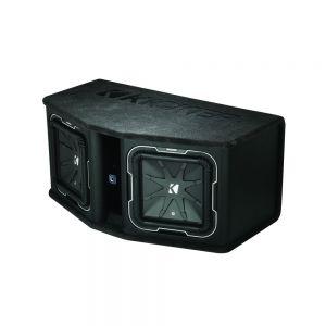 "KA41DL7122 L7 Dual 12"" Vented Loaded Enclosure - 2 Ohm Main Image"