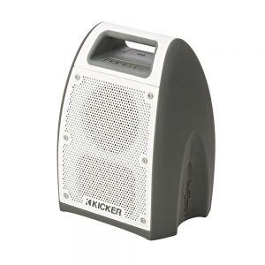 KA43BF400GY Bullfrog BF400 Bluetooth Music System - Grey / White Main Image