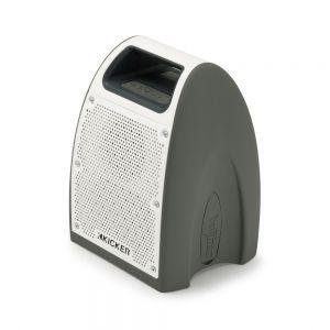 KA44BF200GY Bullfrog BF200 Bluetooth Music System - Grey / White Main Image