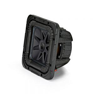 """KA44L7S82 Solo-Baric L7S 8"""" Square Dual Voice Coil Subwoofer - 2 Ohm Main Image"""