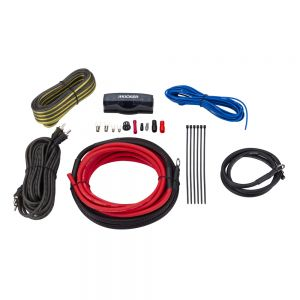 Kicker 8AWG VK-Series OFC Amp Wiring Kit