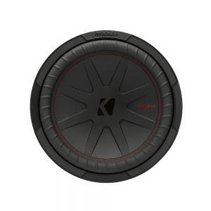 """CompR 12"""" Dual Voice Coil Subwoofer - 4 Ohm"""