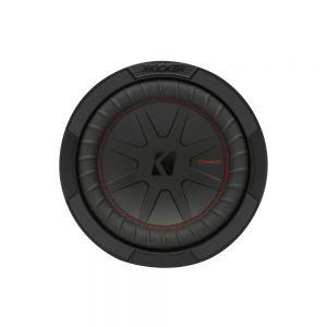 """CompR 8"""" Dual Voice Coil Subwoofer - 4 Ohm"""