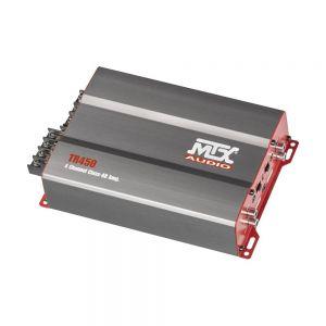 MTXTR450 Terminator 300W 4 Channel Class A/B Full Range Amplifier Main Image