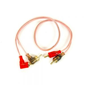 RCA-ST05 Connect ST Series 0.5M Phono Cable Main Image