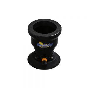 SSR-MC5315B SeaSucker - 1-Cup Holder - Horizontal - Black Main Image