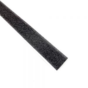 VR20SABL Velcro - 20M black self adhesive loop Main Image